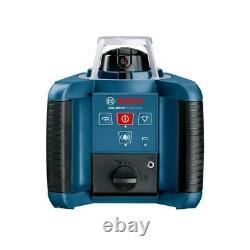 Bosch Grl300hv-rt Laser Rotatif D'auto-niveautage Avec Faisceau De Disposition