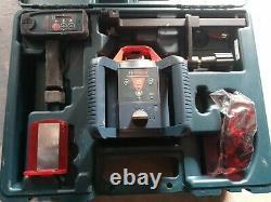 Bosch Grl80020hvk Auto Nivellement 800ft Rotary Laser Kit