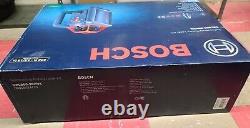 Bosch Grl80020hvk Auto Nivellement 800ft Rotary Laser Kit Nouveau