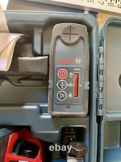 Bosch Grl80020hvk Kit Laser Rotary 800ft
