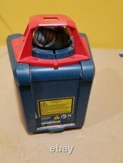 Bosch Grl800-20hv Laser Rotatif À Nivellement Automatique 800ft