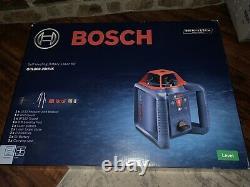 Bosch Grl800-20hvk Auto-nivellement Rotary Laser Level Kit 800ft 0601061m10