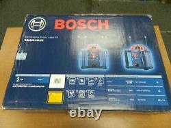 Bosch Grl800-20hvk Auto-nivellement Rotary Laser Level Kit 800ft Flambant Neuf