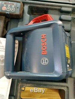 Bosch Grl800-20hvk Autonivelant Laser Rotatif Kit