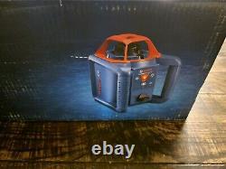 Bosch Grl800-20hvk-rt 800 Ft. Kit De Niveau De Laser Rotatif D'auto-niveautage Nouveau