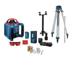 Bosch Grl900-20hvk 1000ft Horizontal / Vertical Auto-niveau Rotary Laser Kit