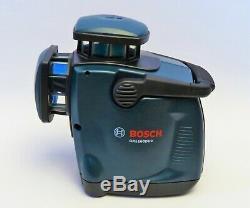 Bosch Grl 160dhv Double Axe Horizontal Vertical Laser Rotatif Pleine Autolissant
