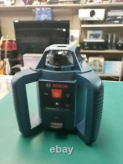 Bosch Grl 245 Hv Autolissant Rotary Laser Kit