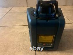 Bosch Grl 250 Hv Au Niveau Du Laser Rotatif Avec Télécommande Lr30