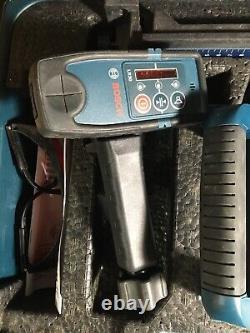 Bosch Grl 300 Hv Laser D'auto-niveautage Rotatif Professionnel Avec Détecteur Laser Lr30