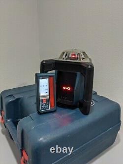 Bosch Grl 500h Auto-nivellement Rotary Laser Grl-500-h