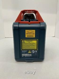 Bosch Professional Autolissants Rotary Laser System Kit Grl1000-20hv