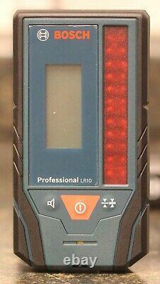 Bosch Professional (grl1000-20hv) Kit Rotatif À 360° De Faisceau Rouge De 1000 Pieds