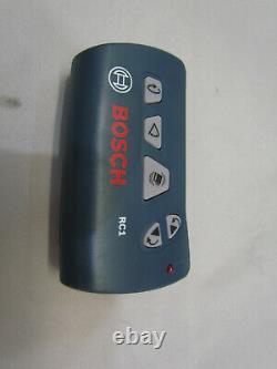 Bosch (grl1000-20hv) Gamme 1000ft, Kit Laser Rotaire Auto-niveau Livraison Gratuite