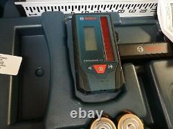 Bosch (grl1000-20hv) Kit Laser Rotaire Auto-niveau / Système