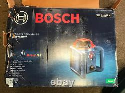 Bosch (grl800-20hvk) Kit Laser Rotatif Auto-nivelage