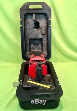 Cst / Berger Lasermark Lm700 Automatique Autolissant Laser Rotatif Et Ld120 Détecteur