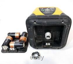 Cst / Berger Lasermark Lmh-c Autolissants Rotary Laser Et Ld-100n Détecteur 23818-1