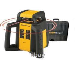 Cst Berger Rl25h Laser Rotatif Auto-niveau Pour La Réparation Ou La Calibration