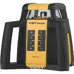 Cst / Berger Rl50h Autolissants Rotary Laser Kit