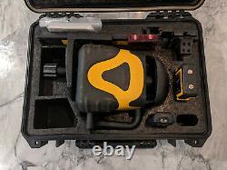 Cst/berger Algr Self Leveling Horizontal + Vert Rotary Laser Avec Télécommande Et Réception
