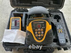 Cst/berger Alhv Auto-nivellement Horizontal + Vert Rotary Laser Avec Télécommande Et Recevoir