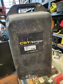 Cst/berger Lmh-c Laser Automatique Automatique De Nivelage Rotaire Avec Receiver Topcon Ls-80l