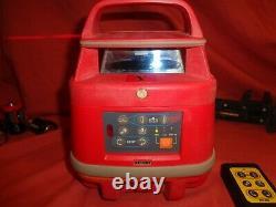 Datum Duo Auto Nivellement Dual Beam Rotary Laser Level + Accessoires