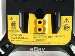Dewalt 20v Max Dw074lr Li-ion Red Autolissants Laser Rotatif