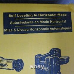 Dewalt Auto Nivellement Rotary Laser Dw074kd Intérieur & Extérieur Nice