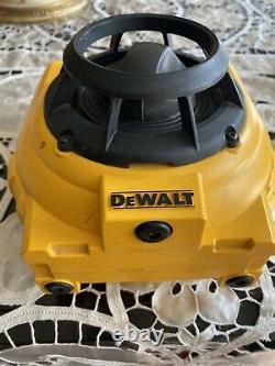 Dewalt Dw074 100ft Laser Rotatif Intérieur/extérieur