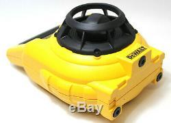 Dewalt Dw074 Robuste Autolissants Intérieur / Extérieur Rotary Laser Kit