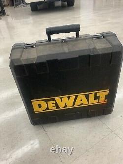 Dewalt Dw077kd Intérieur Extérieur Auto-nivelage Rotary Laser Combo Kit