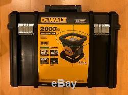Dewalt Dw079lg 20 Volts Lithium-ion 200 Pi Vert Autolissant Laser Rotatif Nib