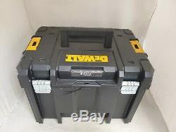 Dewalt Dw079lg 20-volt Max Lithium-ion 200 Pi. Vert Autolissant Laser Rotatif