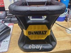 Dewalt Dw079lr 20-volt Lithium-ion 250ft Gree Auto-nivellement Rotary Laser
