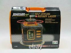 Ensemble De Kit De Niveau Laser Rotatif Johnson Self Leveling