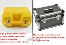 Haute Précision Auto-nivellement Rotatif / Laser Rotatif Niveau 500m Gamme Niveau Laser
