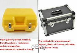 Haute Précision Autonivelant Rotatif / Laser Rotatif Niveau 500m Plage Niveau Laser