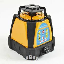 Hq Haute Précision Autonivelant Rotatif / Laser Rotatif Niveau 500m Plage