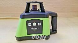 Huepar Rl200hr Electronic Auto-niveling Rotary Laser Level Kit Nouveau