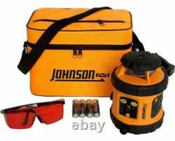 Johnson 40-6515 Niveau Du Laser Rotatif Auto-échelonné