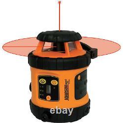 Johnson 40-6515 Niveau Laser Rotatif Auto-nivellement