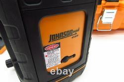 Johnson 40-6539 Kit De Niveau Laser Rotatif Auto-nivelant