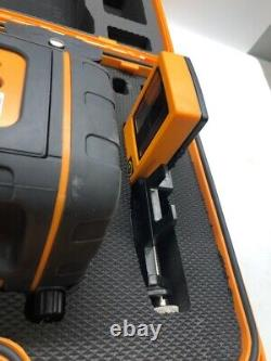 Johnson 40-6539 Kit De Niveau Laser Rotatif Auto-nivellement