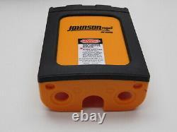 Johnson 40-6539 Kit Laser Rotatif Auto-nivellement Avec Boîtier De Stockage