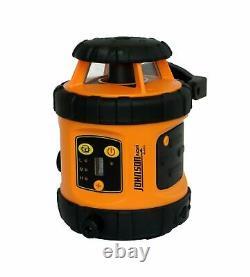 Johnson 99006k Laser System Autolissant Rotatif Kit Trépied Support De Montage Nouveau
