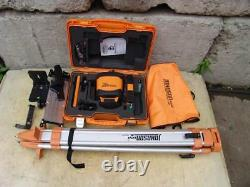 Johnson Acculine 40-6522 Auto Nivellement Laser Rotatif