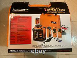 Johnson Auto Nivellement Rotary Laser- 40-6539