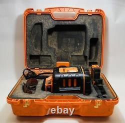 Johnson Model 40-6527 Kit De Niveau Laser Rouge Rotatif Auto-nivellement